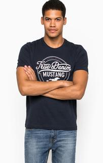 Футболка Mustang