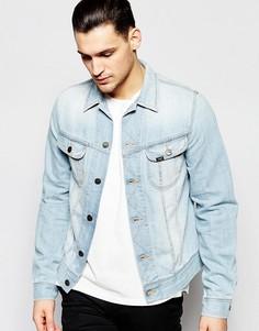 Джинсовая куртка Lee Rider - Синий