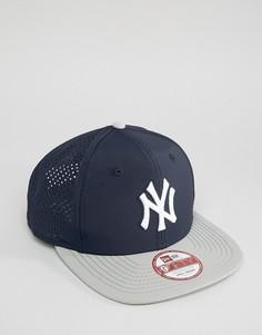 Бейсболка из рипстопа New Era 9Fifty NY Yankees - Темно-синий