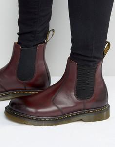 Ботинки челси Dr Martens 2976 - Красный