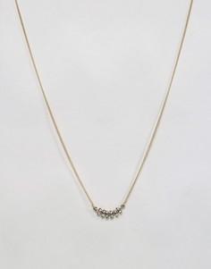 Ожерелье Pieces Damal - Золотой