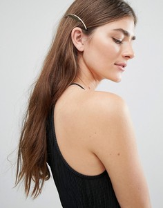 Заколка для волос DesignB Geo - Золотой