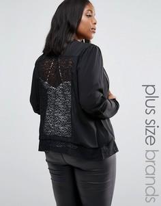 Junarose Plus Dashi Jacket - Черный