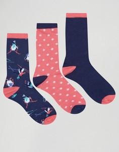 3 пары носков Chelsea Peers - Мульти