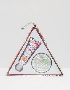 Подарочный набор из бальзамов для рук и губ Vintage & Co - Бесцветный Beauty Extras