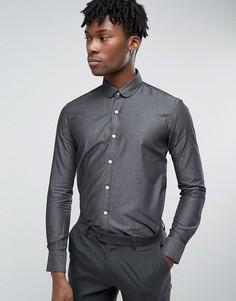 Рубашка Penguin - Темно-синий