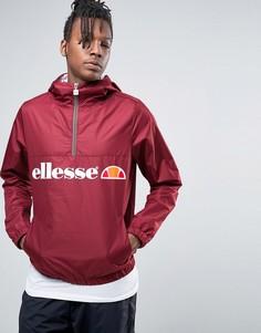 Легкая куртка через голову Ellesse - Красный
