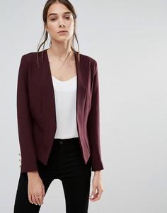 Пиджак в стиле смокинга Closet - Красный