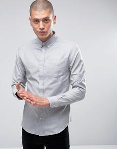 Серая фланелевая рубашка D-Struct - Серый