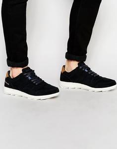 Замшевые кроссовки Boxfresh Ackworth - Синий