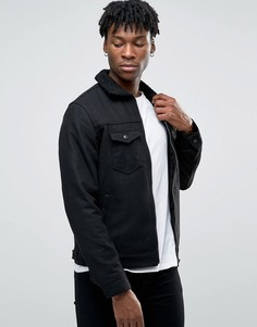 Шерстяная куртка Wrangler - Черный