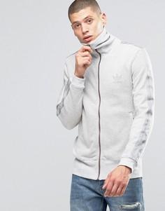 Серая спортивная куртка adidas Originals Noize AY9268 - Серый