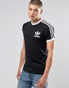 Черная футболка adidas Originals EQT AY9227 - Черный