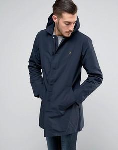 Куртка на молнии Farah Grendon - Темно-синий