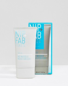 Nip + Fab No Needle Fix Moisturiser - SPF 20 40ml - Бесцветный Nip+Fab