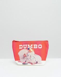 Косметичка с принтом Дамбо в стиле ретро - Бесцветный Beauty Extras