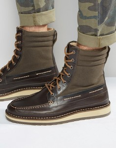 Ботинки Sperry Dockyard - Коричневый