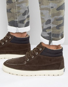Ботинки чукка Sperry Bahama Lug - Коричневый