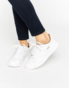Кожаные кроссовки Gola Equipe - Белый