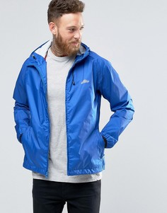 Куртка-дождевик с капюшоном Penfield Travel Shell - Синий