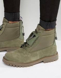 Ботинки Cayler & Sons Hibachi - Зеленый