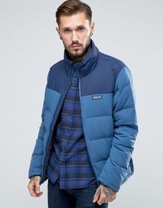 Patagonia Bivy Down Jacket In Blue - Синий