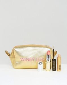 Набор для вечернего макияжа глаз и губ Winky Lux - СКИДКА 23 - Мульти