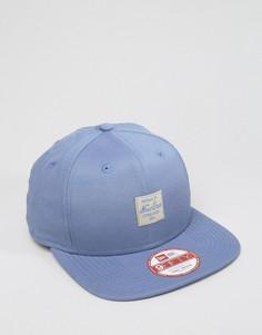 Оксфордская кепка New Era 9Fifty - Синий