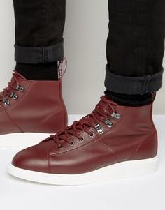 Ботинки Dr Martens Torrington Monkey - Красный