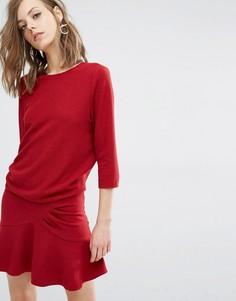 Платье Ba&sh Isla - Красный Ba&Sh