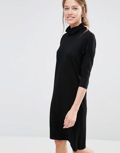 Платье Just Female Bliss - Черный