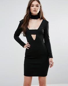 Платье Twin Sister - Черный