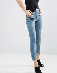 Прямые джинсы ASOS - Синий