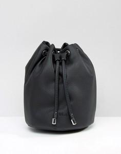 Маленькая сумка дафл Nali - Черный