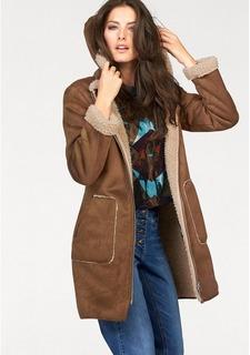 Короткое пальто Aniston