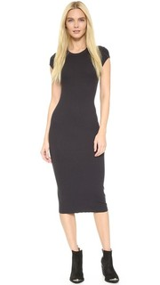 Платье с короткими рукавами Enza Costa