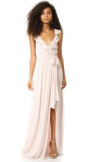 Платье с рюшами Lacey Joanna August