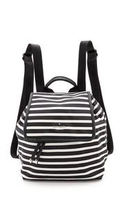 Классический рюкзак Molly из нейлона в полоску Kate Spade New York