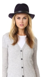 Шляпа с широкими полями Rag & Bone