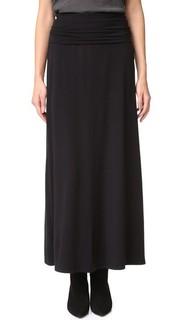 Прямое платье-юбка макси Splendid