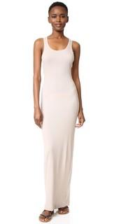 Рубчатое макси-платье Splendid