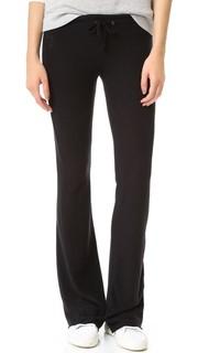 Расклешенные спортивные брюки Basic Wildfox