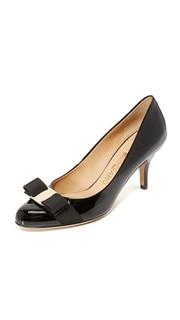 Туфли-лодочки Carla с закругленным мыском Salvatore Ferragamo