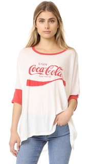 Футболка Coca Cola Morning Wildfox