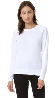 Свободный свитер с рукавами реглан Zoe Karssen