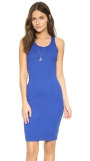 Платье со спиной-борцовкой 2x1 Splendid