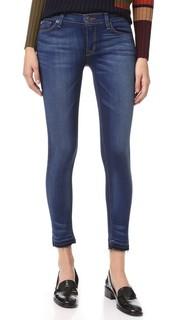 Укороченные джинсы-скинни Krista Hudson