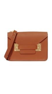 Миниатюрная сумка-конверт Sophie Hulme