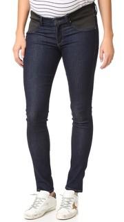 Скульптурные джинсы-скинни для беременных Avedon Citizens of Humanity