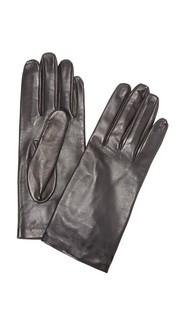 Полностью кожаные перчатки Carolina Amato
